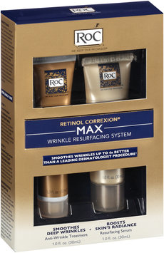 RoC® Retinol Correxion® Max Wrinkle Resurfacing System 2 ct Box