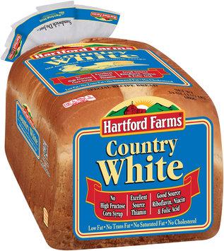 Hartford Farms® Country White Bread 24 oz. Bag