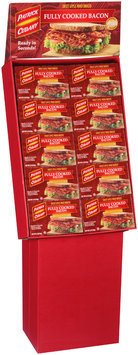 Patrick Cudahy® Sweet Apple-Wood Smoked Regular Slices Fully Cooked Bacon 2.2 oz. Box