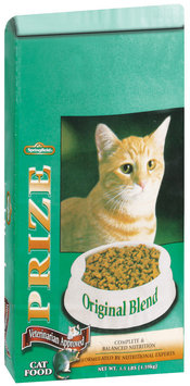 Springfield Prize Original Blend  Cat Food 3.5 Lb Bag
