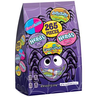 Nestlé Assorted Halloween Sugar 265 pieces, 71 oz Bag
