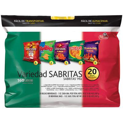 Frito-Lay Sabritas Mix Variety Pack