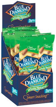 Blue Diamond Whole Natural 1.5 Oz Almonds 12 Ct Box