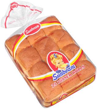 Sunbeam® Dinner Rolls 24 ct Bag
