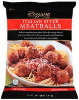 Rozzano™ Italian Style Meatballs 64 oz. Bag
