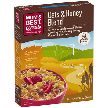 Mom's Best® Oats & Honey Blend® Cereal
