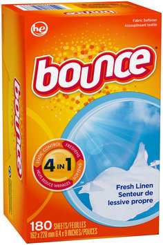 BounceSheetFresh Linen180CT