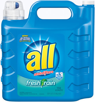 all® fresh rain® Laundry Detergent 225 fl. oz. Bottle