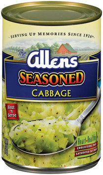 The Allens Seasoned Cabbage