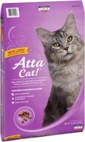 Atta Cat!® Chicken & Salmon Flavor Cat Food 20 lb. Bag