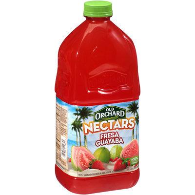 Old Orchard® Nectars Strawberry Guava Juice Cocktail 64 fl. oz. Bottle