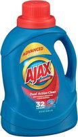 Ajax® Advanced Dual Action Clean Laundry Detergent 32 Loads 50 fl. oz. Jug