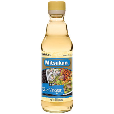 Mitsukan  Rice Vinegar 12 Fl Oz Glass Bottle