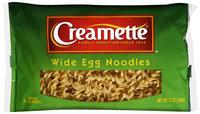 Creamette® Wide Egg Noodles 12 oz. Bag