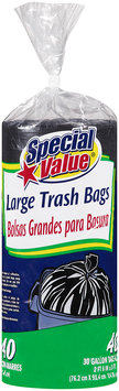 Special Value® Trash Bags