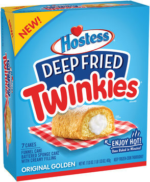 Hostess® Original Golden Deep Fried Twinkies® 17.03 oz. Box