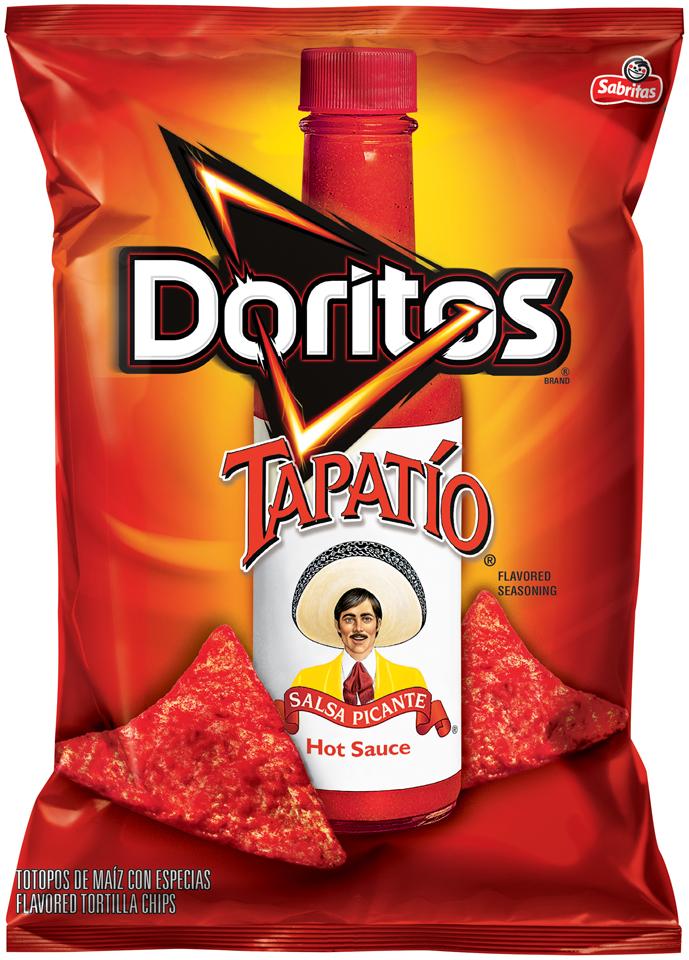 Doritos® Tapatio® Flavored Tortilla Chips