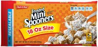 Malt-O-Meal® Frosted Mini Spooners® Cereal 18 oz. ZIP-PAK®