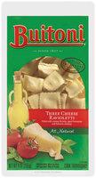 BUITONI Refrigerated Three Cheese Ravioletti 9 oz. Tray