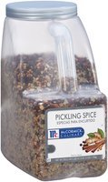 McCormick® Culinary™ Pickling Spice 60 oz. Jug