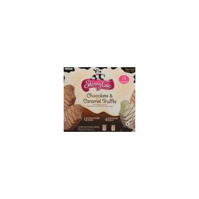 Skinny Cow Chocolate & Caramel Truffle Low Fat Ice Cream Bars