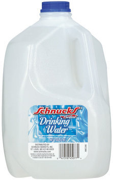 Schnucks Purified Drinking Water