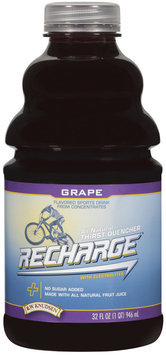 R.W. Knutsen Family® Grape Flavored Sports Drink from Concentrates 32 fl. oz.