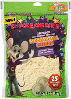 Chuck E. Cheese's® Shredded Mozzarella Cheese 8 oz. Bag