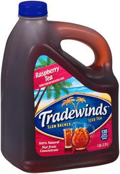 Tradewinds® Raspberry Iced Tea 1 Gal Jug