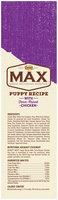 Nutro™ Max™ Puppy Recipe with Farm-Raised Chicken Dog Food 4 lb. Bag