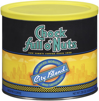 Chock Full O' Nuts City Blend Coffee