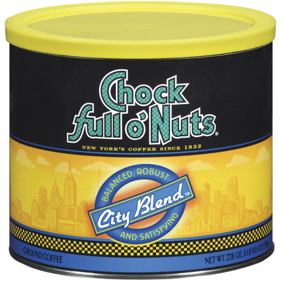 Chock Full O' Nuts City Blend Coffee