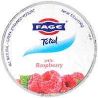 Fage® Total Greek Strained Yogurt with Raspberry 5.3 oz. Cup
