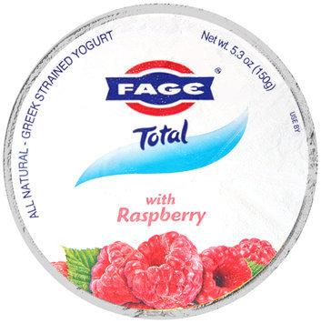 Fage® Total Greek Strained Yogurt with Raspberry