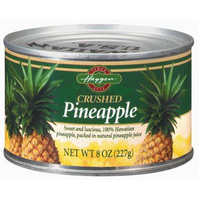 Haggen Crushed Pineapple