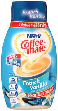 Nestlé Coffee-mate French Vanilla Liquid Coffee Creamer