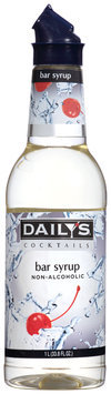 Daily's® Cocktails Non-Alcoholic Bar Syrup 33.8 fl. oz. Bottle