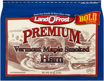 Land O' Frost® Vermont Maple Smoked Ham