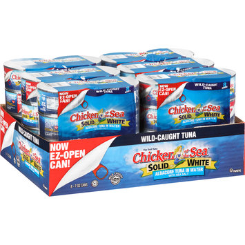 Chicken of The Sea® Solid White Albacore Tuna in Water