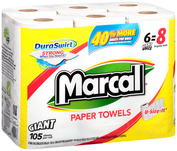 Marcal®  Roll Paper Towels