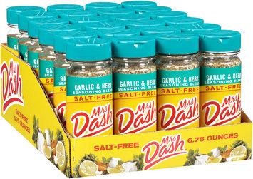 Mrs. Dash® Garlic & Herb Seasoning Blend 6.75 oz. Shaker