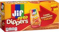 Jif To Go® Creamy Peanut Butter