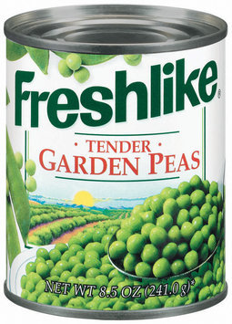 Freshlike Tender Garden Peas 8.5 Oz Can