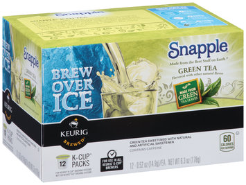 Snapple® Iced Green Tea K-Cup® Packs 12 ct Box