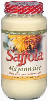 Saffola Monounsaturated Mayonnaise 24 Oz Jar