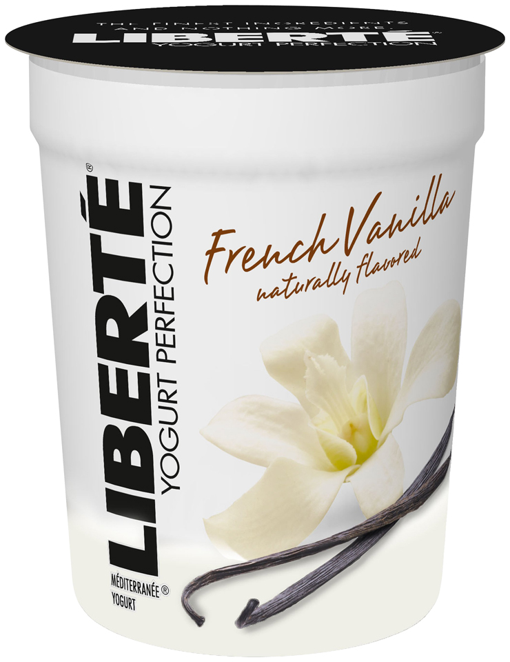 Liberté® Mediterranee® French Vanilla Yogurt