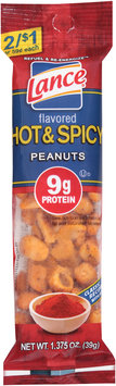 Lance® Hot & Spicy Peanuts