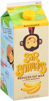 Sir Bananas™ Bananamilk .5 gal. Carton