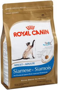 Royal Canin® Adult Siamese Feline Breed Nutrition Cat Food 2.5 lb. Bag