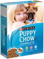 Purina Puppy Chow Complete Dog Food 16 oz. Box